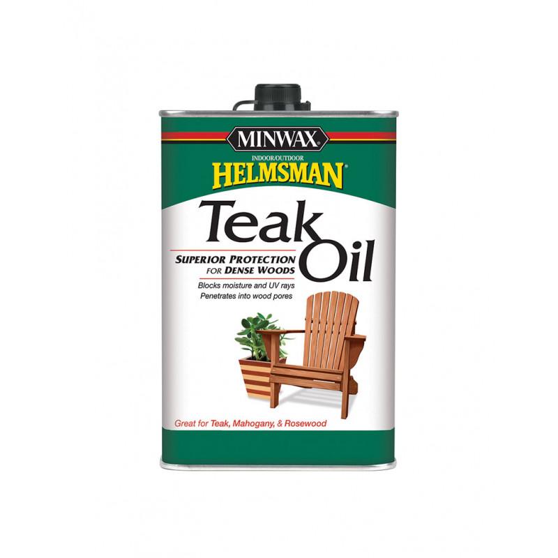 Тиковое Масло Minwax Teak Oil