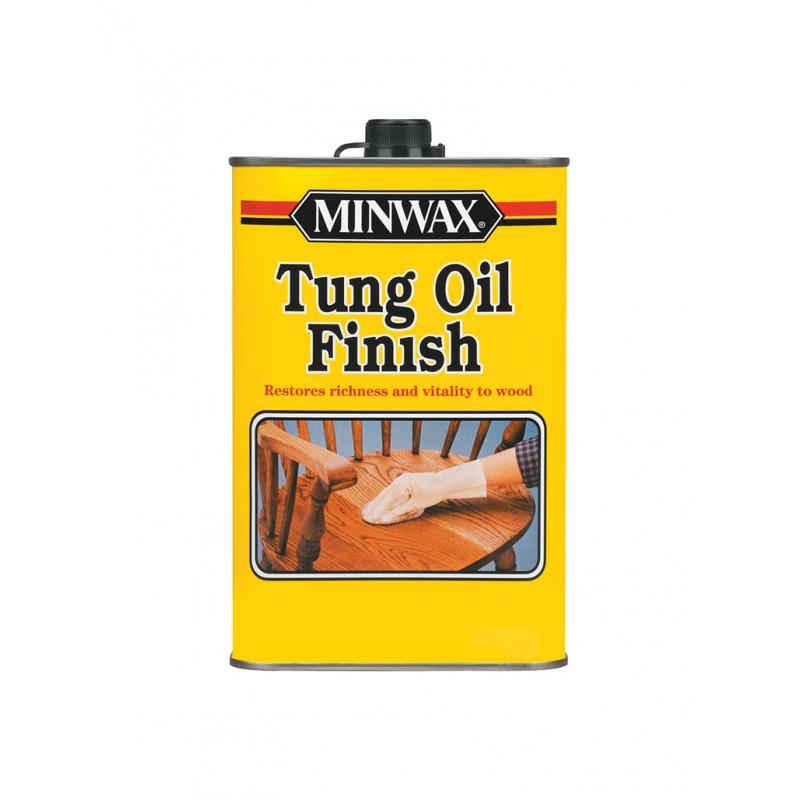 Тунговое масло MINWAX Tung Oil Finish