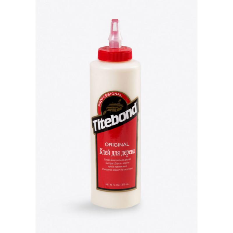 Titebond Клей для дерева Original Wood Glue (красный) 473мл