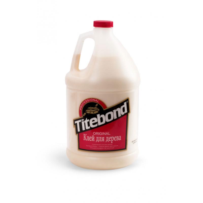 Titebond Клей для дерева Original Wood Glue (красный) 3,785л