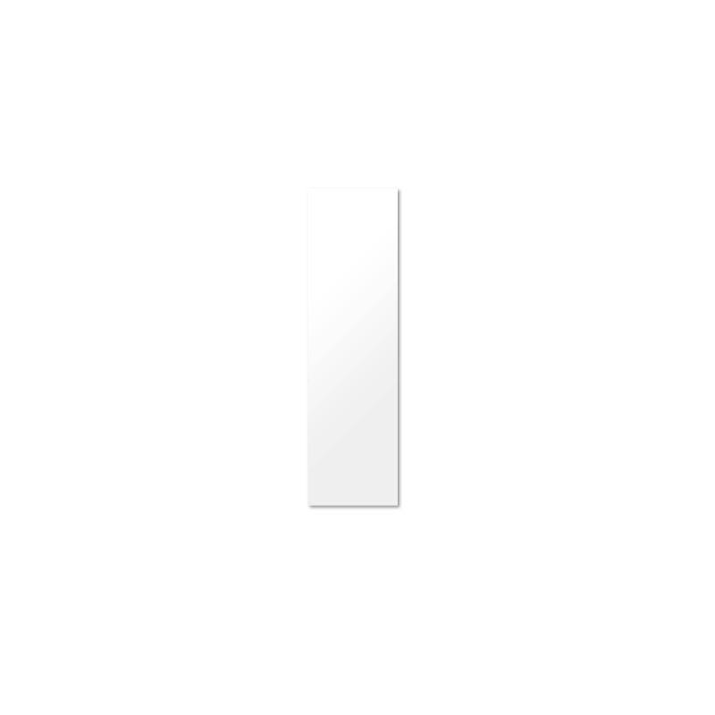 Боковины для экрана универсальные, цвет белый
