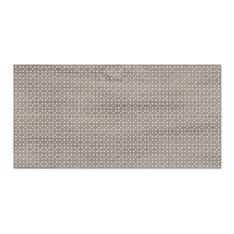 Панель  перфорированная Дамаско  Венге Дуб Винтаж   120*60 см