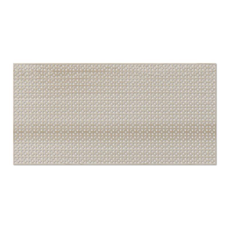 Панель декоративная перфорированная Дамаско Дуб Сонома  120*60 см
