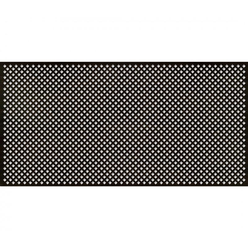 Панель декоративная перфорированная  120Х60 см глория венге