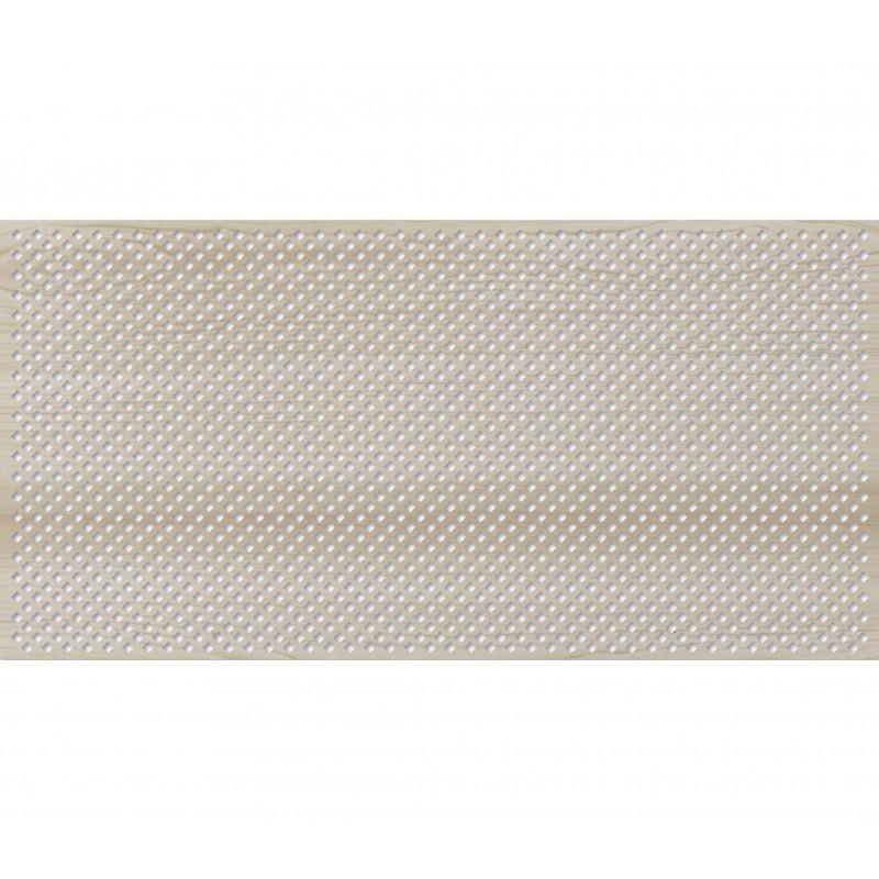 Панель декоративная перфорированная Готико Дуб Сонома 120*60 см